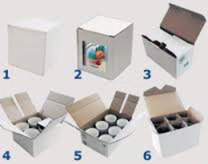 Verpackungsdienstleistung